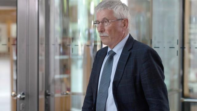 Sarrazin SPD Ausschluss