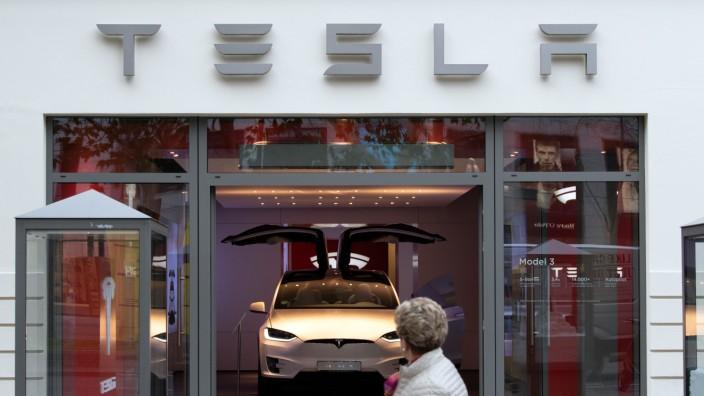 Tesla-Hype