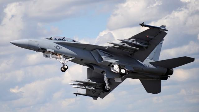 F-18 Kampfjet