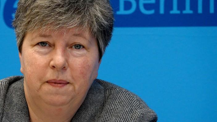 Stadtentwicklungssenatorin Katrin Lompscher