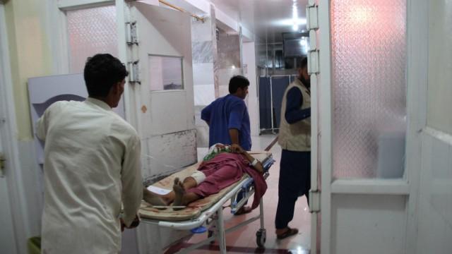 Tote nach IS-Angriff auf Gefängnis im Osten Afghanistans