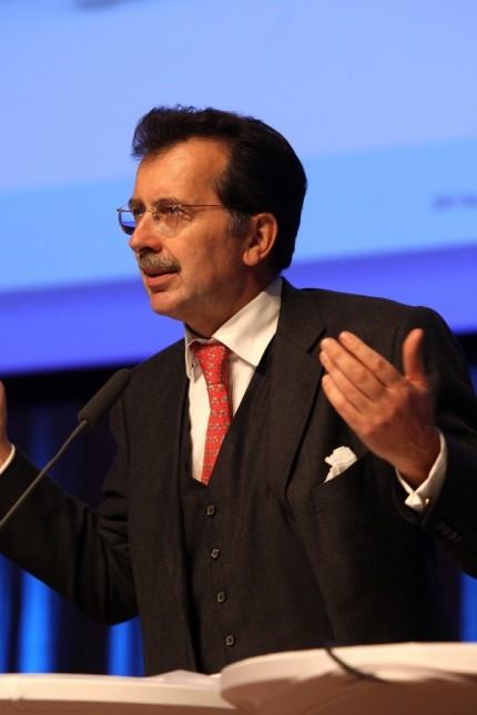 LBBW, Landesbank Baden-Württemberg, Hans-Jörg Vetter Vorsitzender des Vorstands