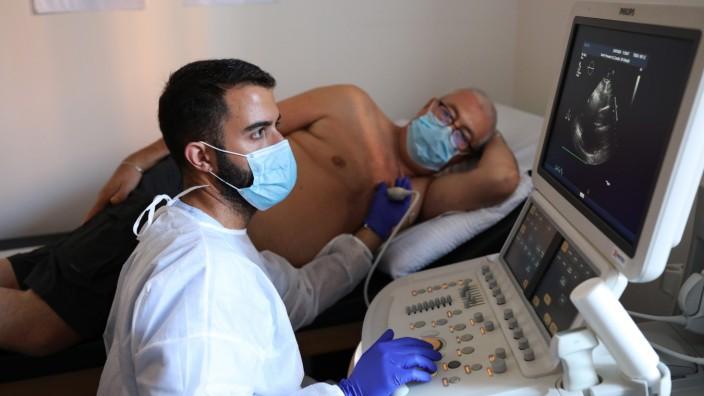 Italy's Coronavirus Rehab Centre Tackling It's Lingering Effects