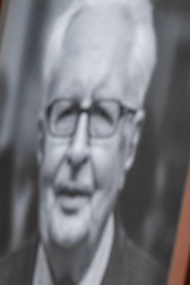 Trauerfeier für Hans-Jochen Vogel