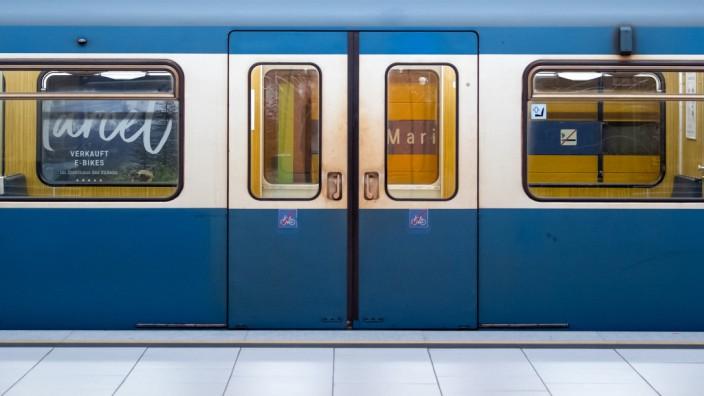 Coronavirus - U-Bahn München