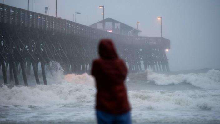 Hurrikan Isaias South Carolina