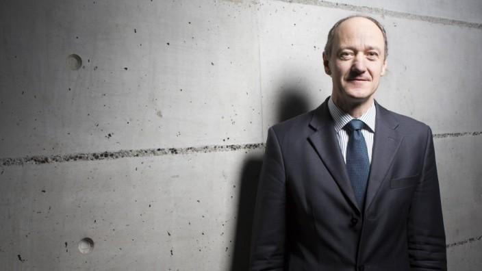 Roland Busch, Mitglied des Vorstands der Siemens AG, Muenchen, 19.03.2013. Deutschland PUBLICATIONxINxGERxSUIxAUTxONLY