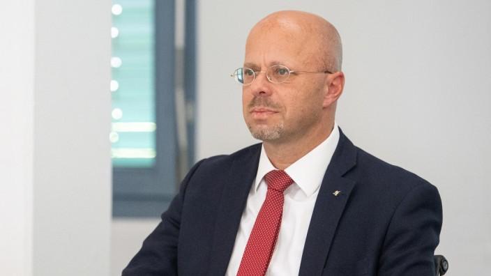 AfD-Landtagsfraktion berät über politische Zukunft von Kalbitz