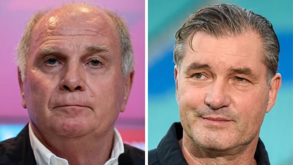 Hoeneß poltert gegen den BVB - Zorc reagiert heftig
