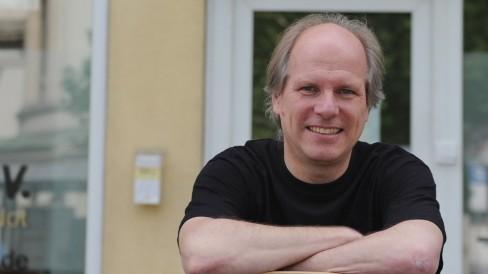 Peter Peschel vom H-Team in München, 2014
