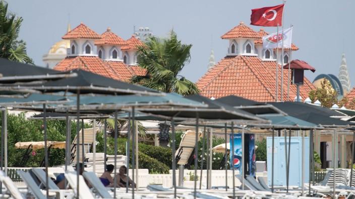 Reisewarnung Türkei