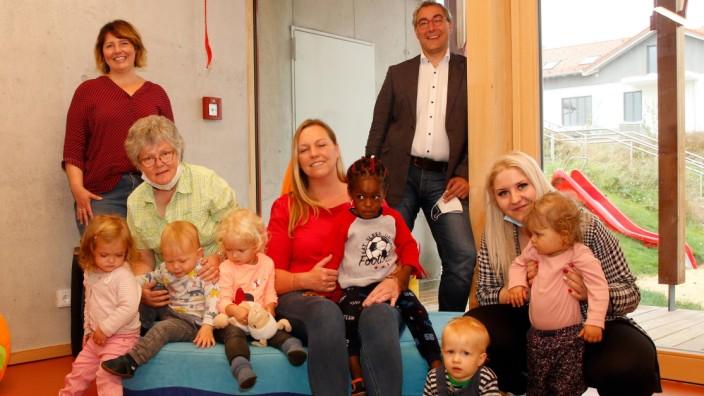 Kinderhaus unter neuer Leitung; Kinderhaus StaRKe Strolche