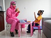 "Coronavirus: Wie gefährlich istdie Corona-Variante ""Mu""?"