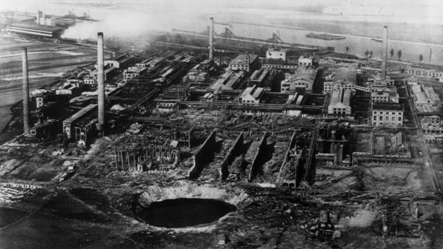 BASF Unglück 1921