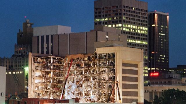 US-TERRORISM-OKLAHOMA-BUILDING