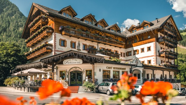 Hotel Corona in St. Vigil bei Bruneck (Südtirol)