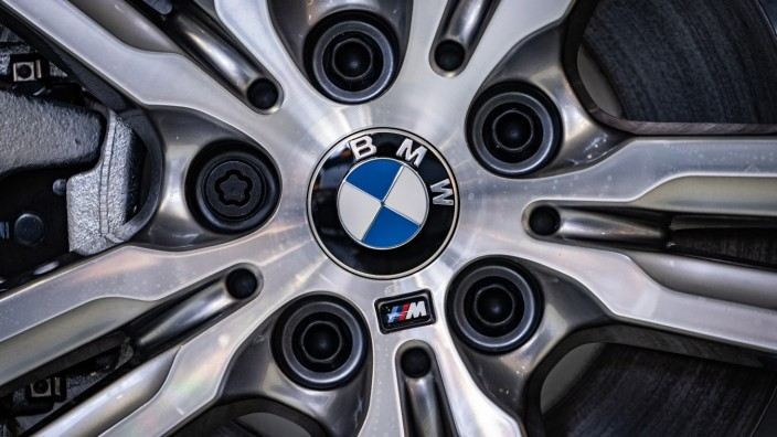BMW AG Showroom Ahead Of Automaker's Earnings