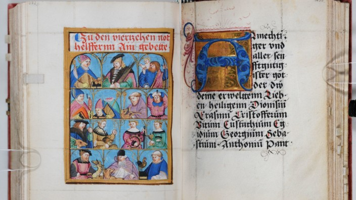 Bayerische Staatsbibliothek erwirbt wertvolle Handschriften