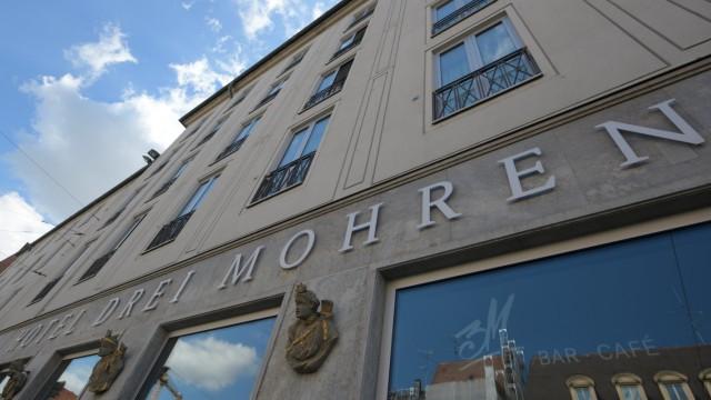 """Luxushotel ´Drei Mohren"""" nennt sich nach langer Diskussion um"""