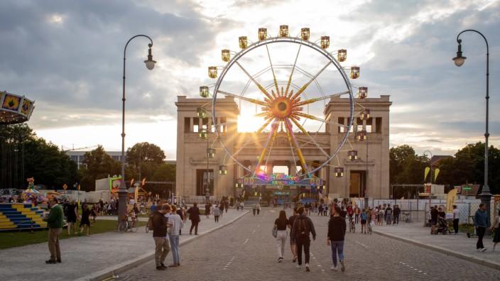 Aktion Sommer in der Stadt / München in Sommerlaune