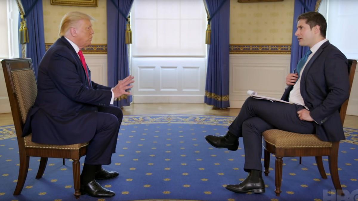 Trump versteht die Krise nicht