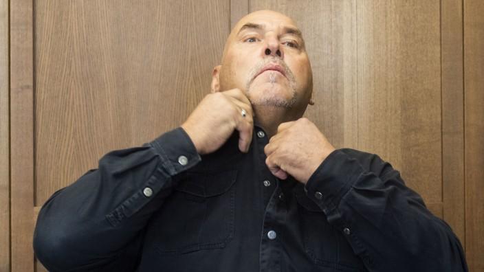 Prozess gegen Rockerboss Hanebuth