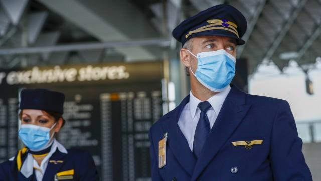 Deutsche Lufthansa AG Showcases Latest Virus Safety Measures