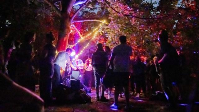 Feiern unter freiem Himmel - Sind Parks die neuen Clubs?
