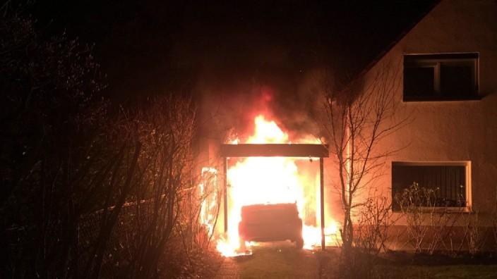 Brandanschlag in Berlin-Neukölln