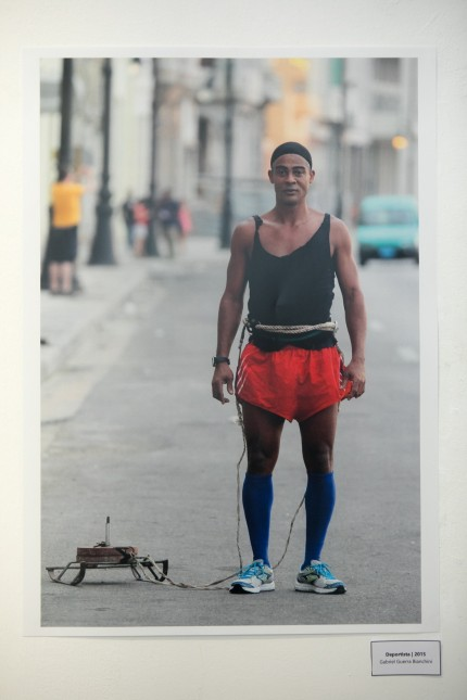 Ausstellung Living Cuba, Galerie Lanz, Lanzstraße 7