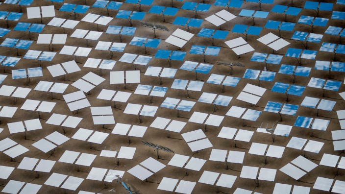 Operations At The Ivanpah Solar Electric Generating System