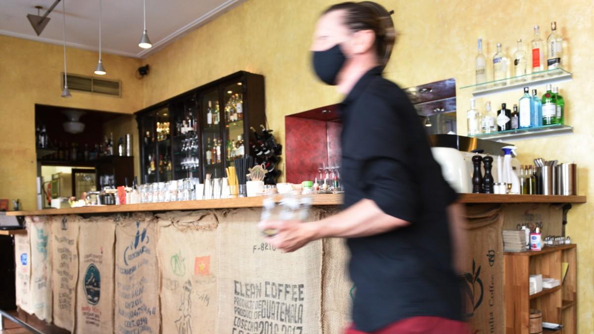 München: Frühstück im Café Haidhausen