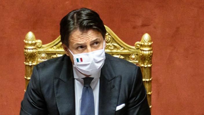 Italien verlängert Corona-Maßnahmen bis 7. September