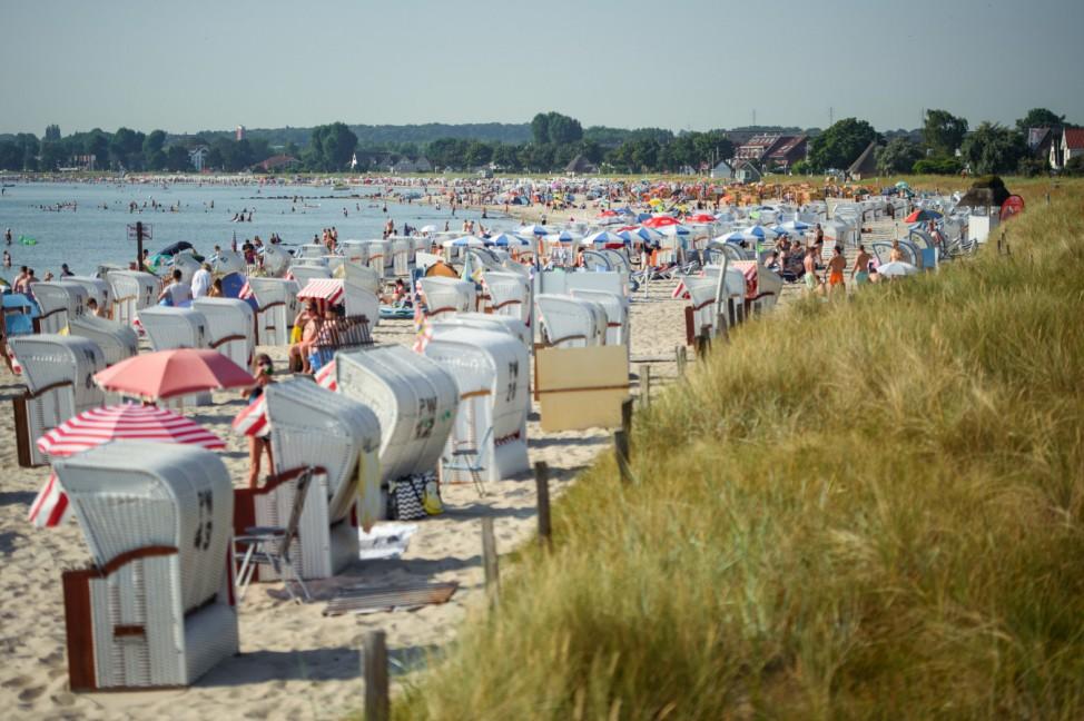 Hitze in Schleswig-Holstein