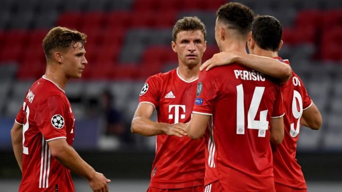 Wo der FC Bayern um die Königsklasse bangen muss