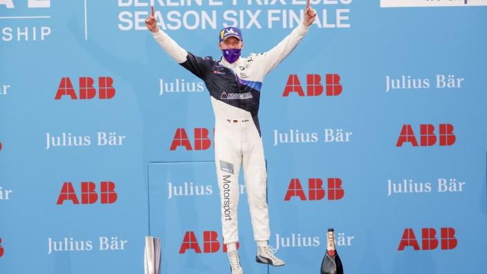ABB FIA Formula E Championship Round Eight - Berlin E-Prix