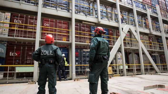 Kokain im Wert von 300 Millionen Euro sichergestellt