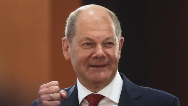 SPD-Spitze schlägt Scholz als Kanzlerkandidat vor