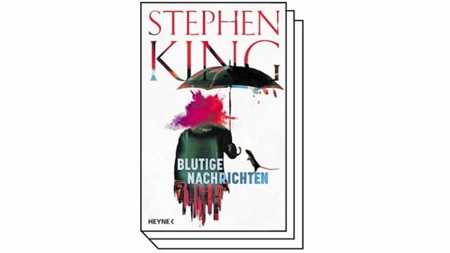Literatur: Stephen King: Blutige Nachrichten. Heyne, München 2020.