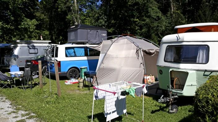 Campingplatzgeschichte