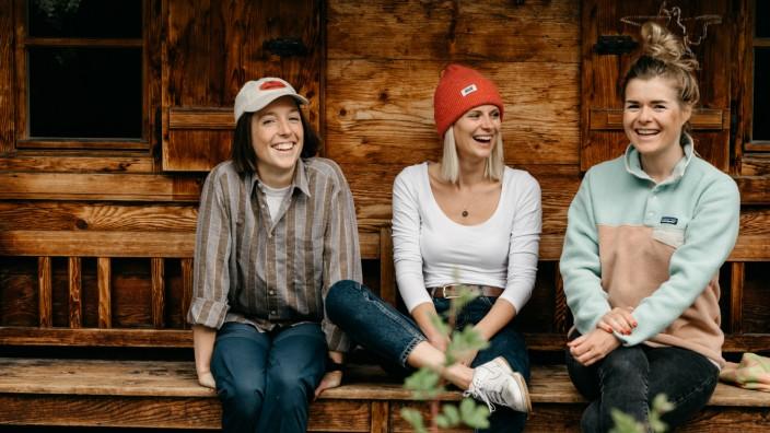 Bergfreundinnen,Dein Leben mit den Bergen