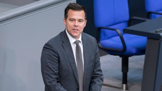 Berlin, Plenarsitzung im Bundestag Deutschland, Berlin - 28.05.2020: Im Bild ist Gero Clemens Hocker (fdp) während der