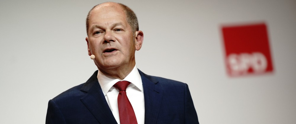 SPD macht Vizekanzler Scholz zum Kanzlerkandidaten