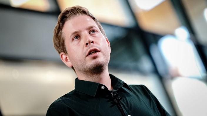 Juso-Bundesvorsitzender Kühnert zu Scholz als SPD-Kanzlerkandidat