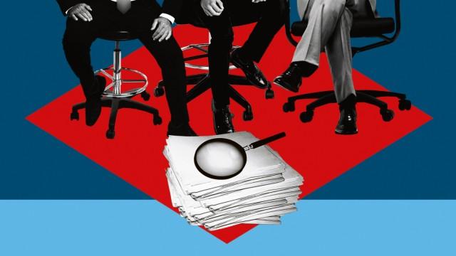 WireCard Vorstand, Hinweise an die Aufsicht