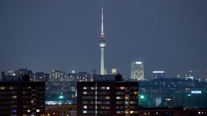 Coronavirus - Berlin: Skyline Berlin