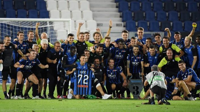 FILE PHOTO: Serie A - Atalanta v Inter Milan