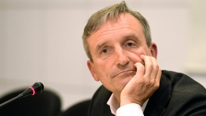 Düsseldorfs Oberbürgermeister Thomas Geisel