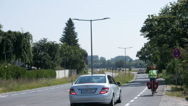Alte B 417 Garching (Umgehungsstraße)