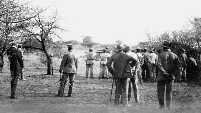 Erschießung von Nikodemus Kavikunua, 1896